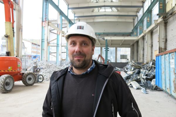 Thomas Strittmatter, Bauleiter