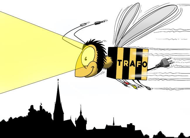 Die Technik Biene von Habegger