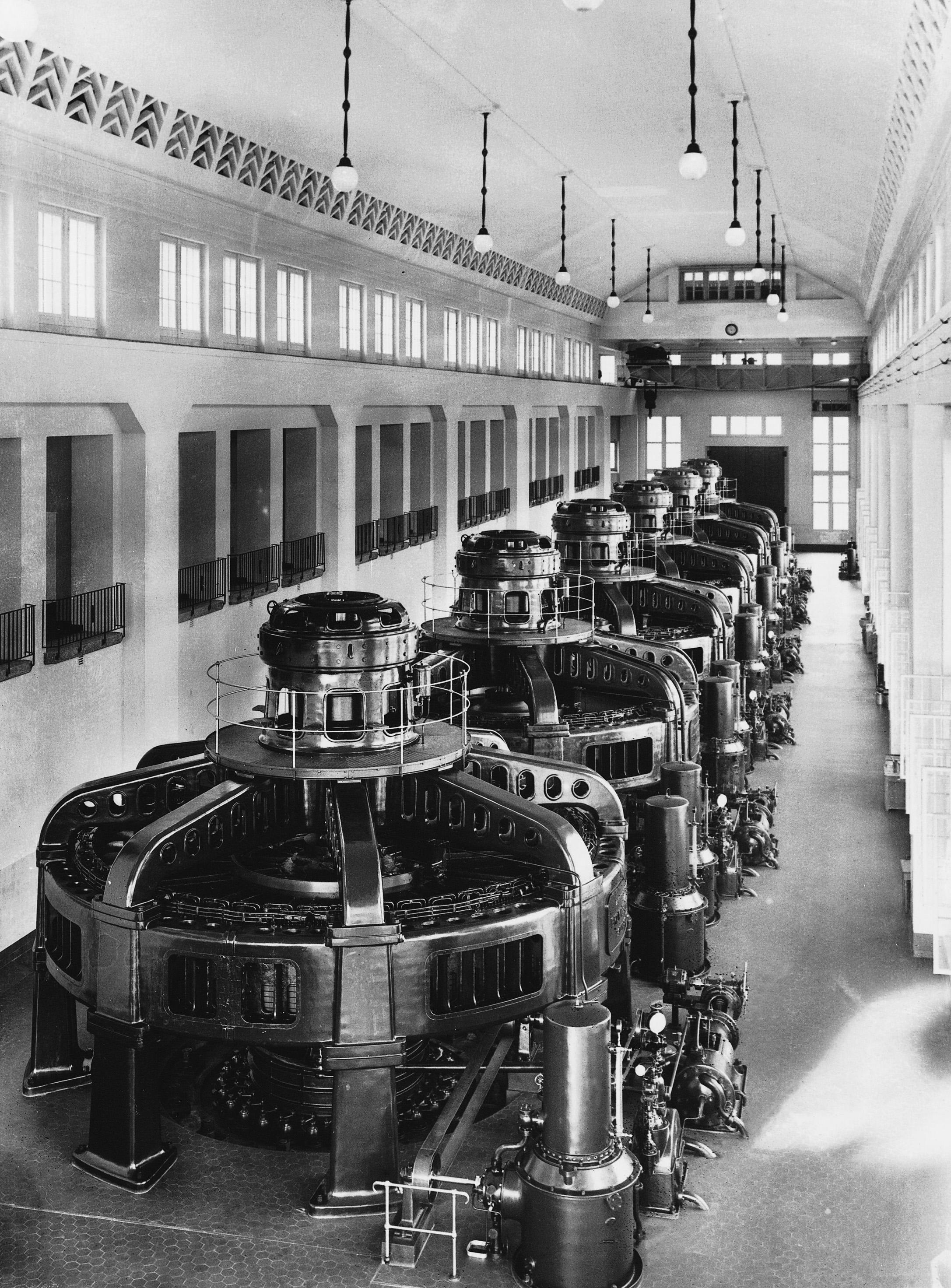 Kraftwerk Gösgen