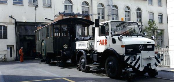 EBt Lok ABB Baden
