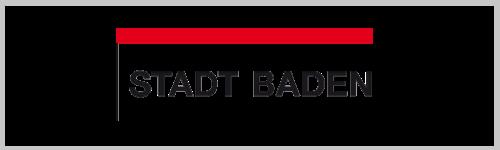 Unser Partner, die Stadt Baden