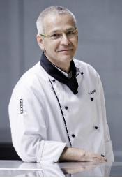 Mitarbeiter Trafo Baden Heinz Schärer