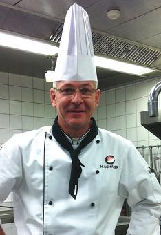 Trafo-Baden-Küchenchef Heinz Schärer