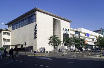 Trafo Center Baden