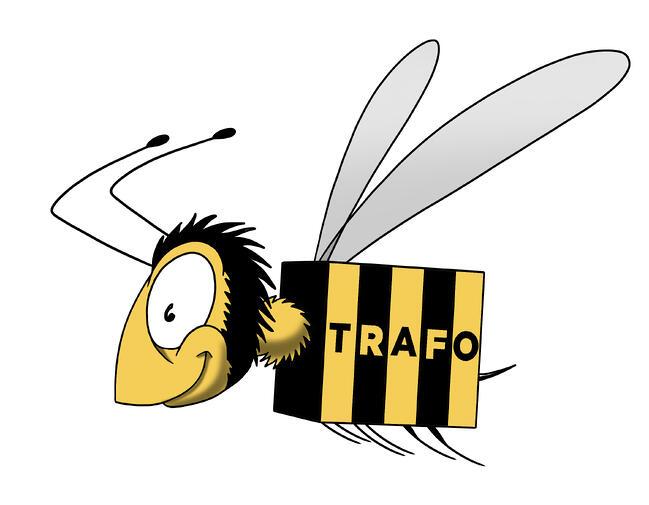 Die Trafo Biene