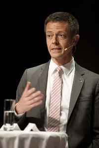 Thomas Lütolf, Leiter Standortmarketing Baden