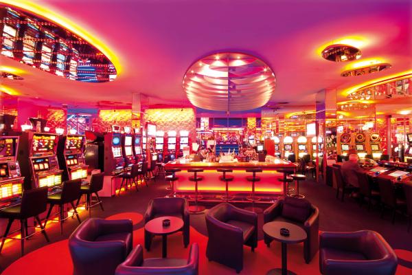 Slotmaschine Grand Casino Baden, Partner Trafo Baden