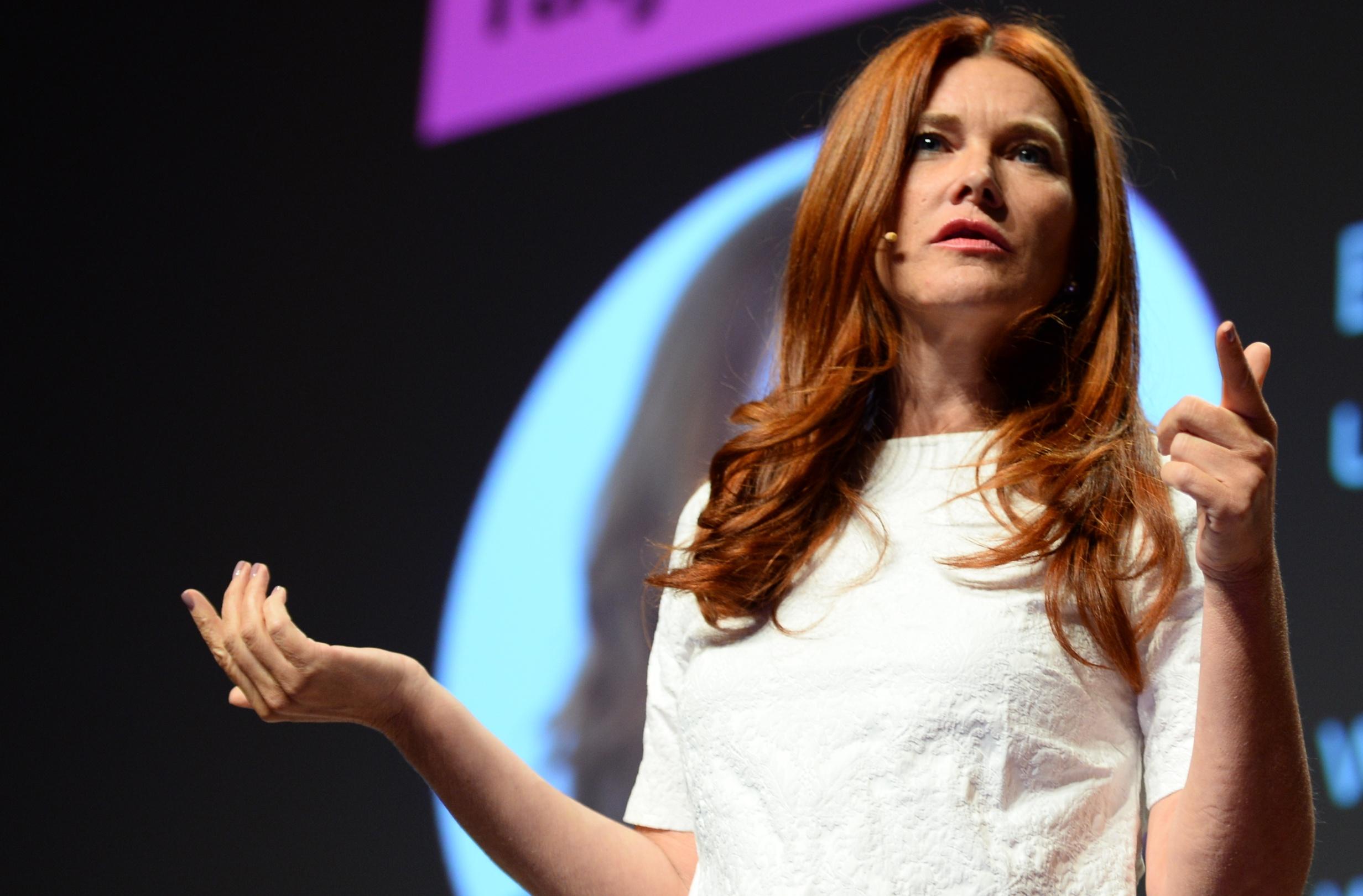 Tatjana Strobel, Expertin für Körpersprache
